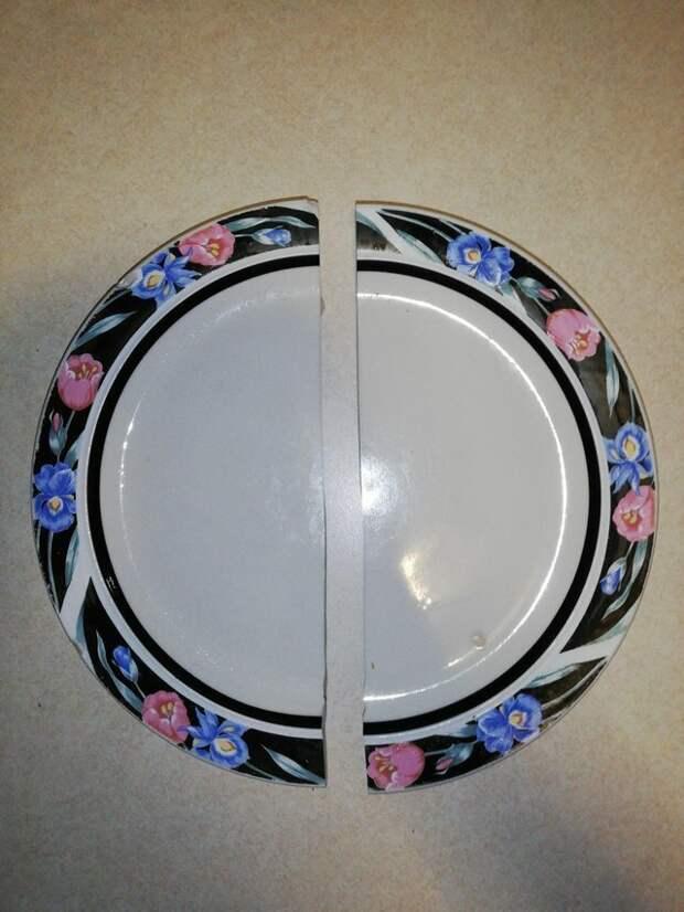 """15. """"Случайно сломал тарелку, когда мыл"""" идеально, красиво, перфекционизм, фото, четко"""