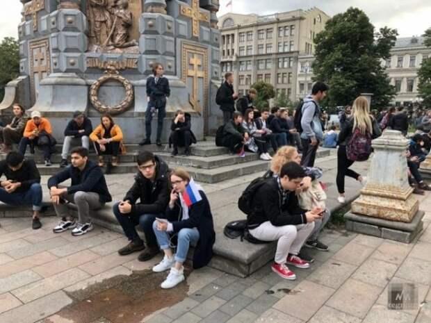Антинациональный протест: Россию оставили без выбора