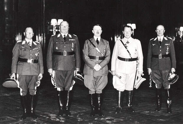 Как русским евреям удалось стать генералами Вермахта