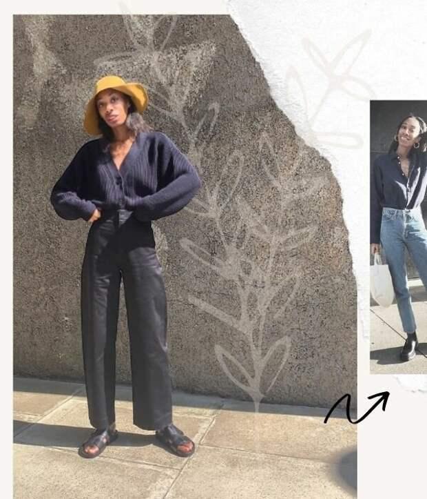 От 180 и выше: Правила стиля для высоких женщин от модного блогера Louisa Hatt