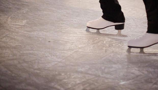 Пожилые жители Подольска 3 декабря смогут бесплатно покататься на коньках