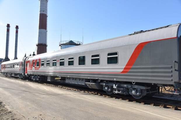 Российское вагоностроение захватывает рынок Египта