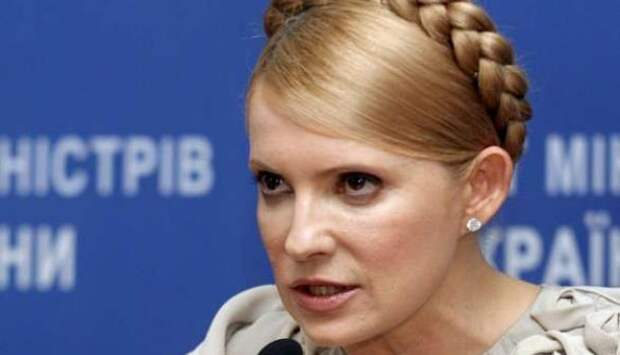 Тимошенко намерена стать президентом Украины   Продолжение проекта «Русская Весна»