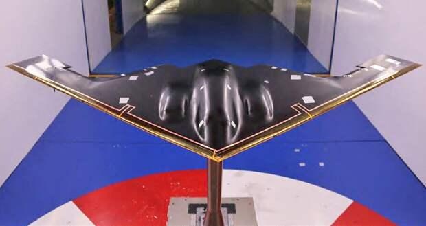 Модель стратегического бомбардировщика