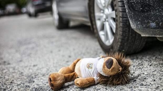 В Армавире водитель сбил ребенка