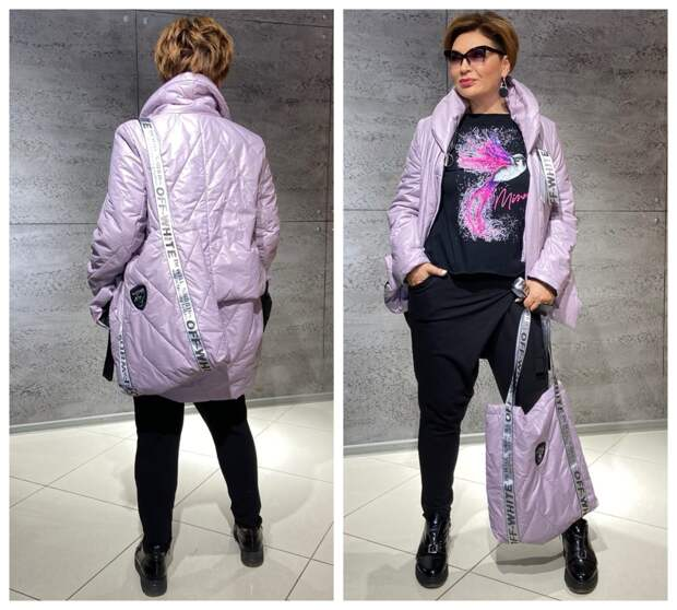 Фото 8, 9 - осенние куртки. Стилист Ирина Конарева.