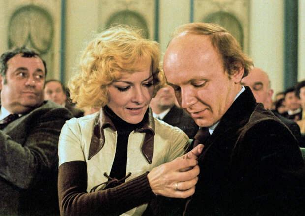 Барбара Брыльска и Андрей Мягков, 1978 год