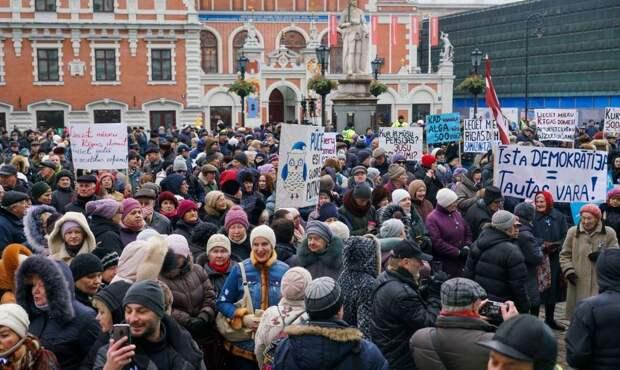 Русский вопрос в Латвии вновь на повестке дня