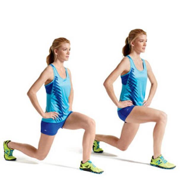 Упражнения, которые сохранят здоровье ваших ног