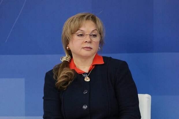 Памфилова может остаться председателем ЦИК еще на 5 лет