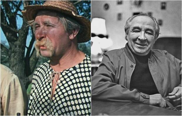 Актера театра и кино легко перевоплощался в сказочных и лиричных героев, в партийных работников, простых работяг и комедийных персонажей.