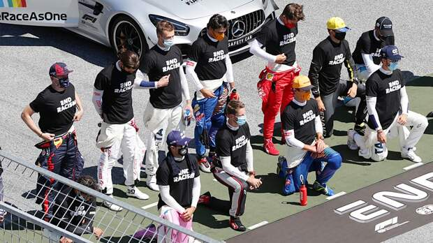 В командах «Формулы-1» выявлено 9 случаев коронавируса за неделю