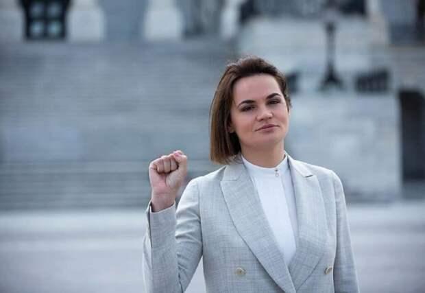 Тихановская назвала три принципа выстраивания отношений с Москвой