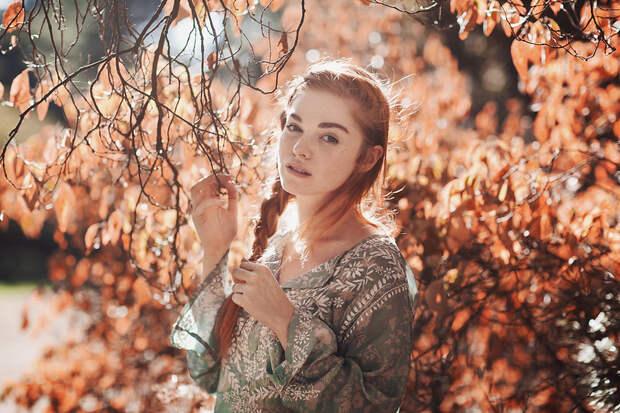 Рыжие красотки от Руби Джеймс