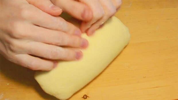 """Творожное печенье """"Поцелуйчики"""" Печенье, Рецепт, Фотография, Видео, Печенье из творога, Инструкция, Видео рецепт, Пошаговый фото рецепт, Длиннопост"""