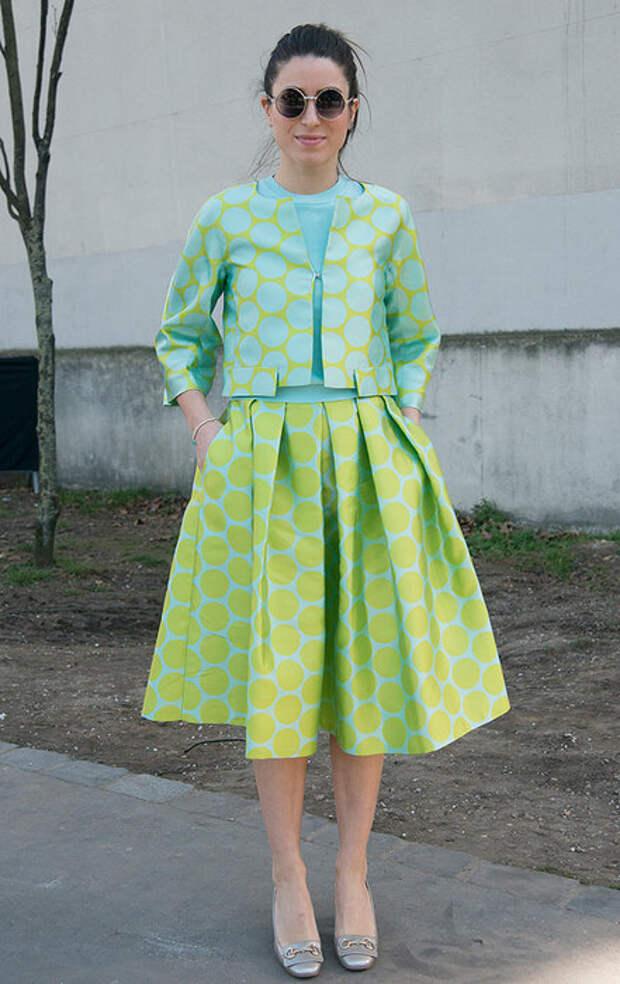 МОДНЫЕ СТРАСТИ. Вещи в «горошек» для модного лета
