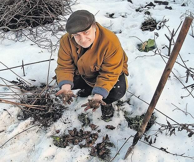 Андрей Туманов: как я использую снег по максимуму