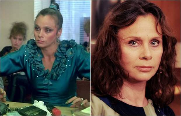 Яркая актриса советского кинематографа сыграла роскошную красавицу Зину Мелейко.