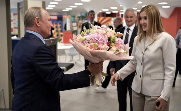 Путину показали последние изобретения ученых. Даже Tesla обогнали