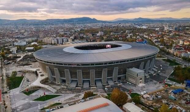 Может быть изменено место проведения финала Евро-2020