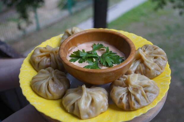 Момо - Непальские пельмени на пару с грибами. Готовка, Рецепт, Момо, Непальские пельмени, Пельмени на пару, Азиатская кухня, Вегетарианский рецепт, Видео, Длиннопост
