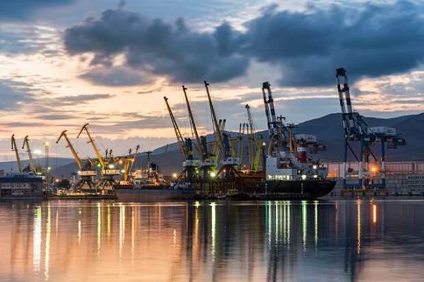 Отказ РФ от Прибалтики заставил вырождающийся Рижский порт пойти на крайние меры...