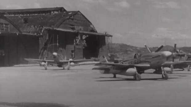 Как угнать истребитель у фашистов: история побега пилота Карра