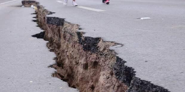 Ученый предрек уничтожение Америки в результате крупного землетрясения