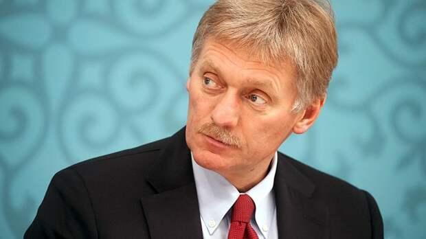 Песков объяснил несовпадение даты на часах Путина с днем голосования