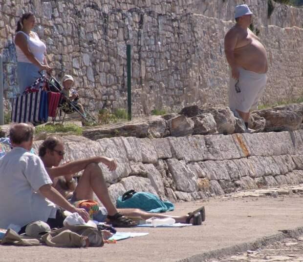 Они ожирели и стали преступниками. В американскую армию некого брать