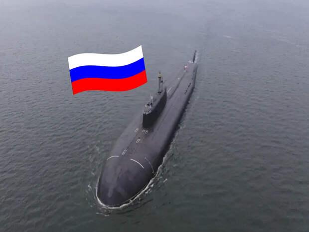 Россия провела ракетные стрельбы у берегов США в Беринговом проливе средствами надводного и подводного военных флотов