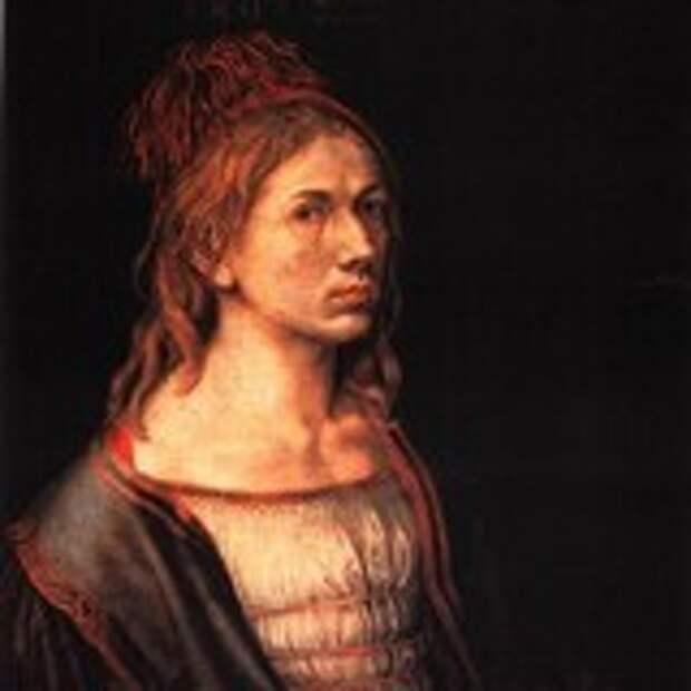 Ранний автопортрет 1493