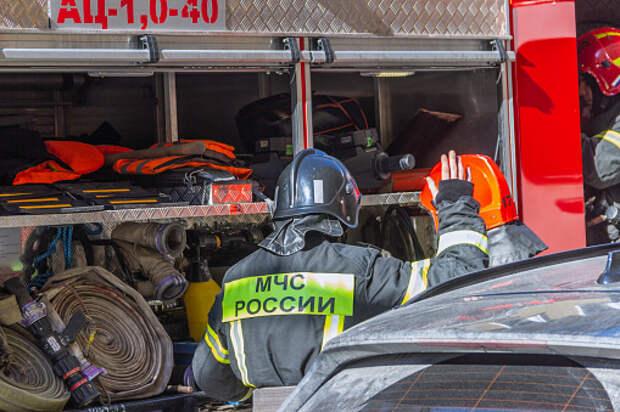 В квартире дома на Молодцова взорвался баллон с монтажной пеной