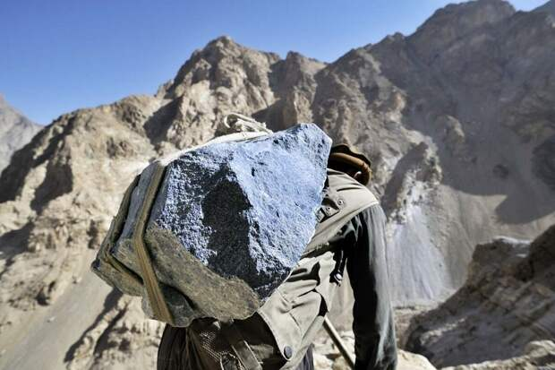 """""""Золотая лихорадка по-афгански"""" – вопрос триллионов долларов"""