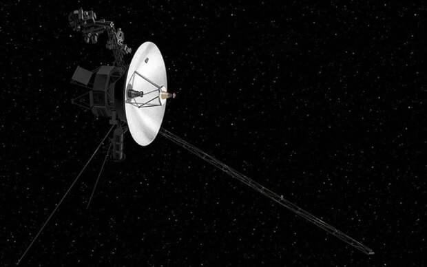 Оба «Вояджера» обнаружили неизвестное явление в межзвездном пространстве
