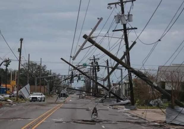 Разрушительный ураган в США: число жертв растёт