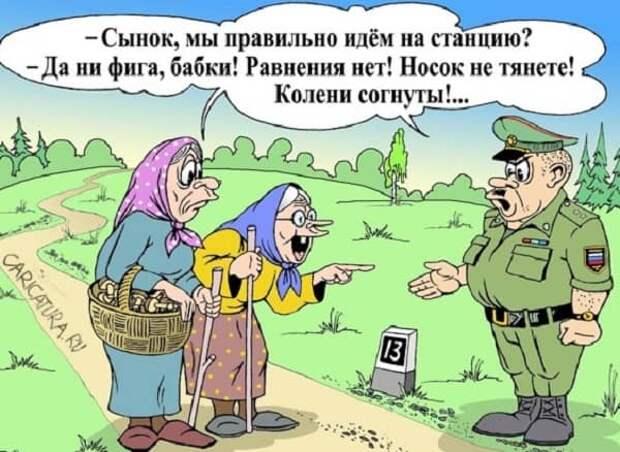 картинка с анекдотом анекдот про старушек и милиционера