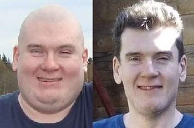 Как тучному парню удалось сбросить 35 кг за год
