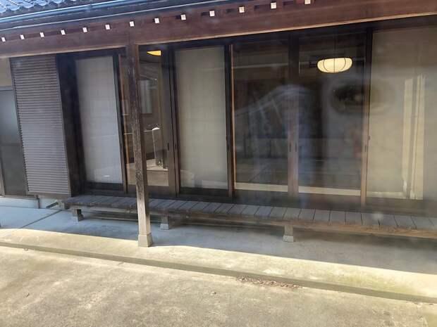 Японская жилплощадь