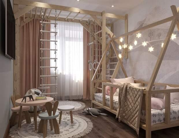 Что должно быть в комнате у ребёнка.
