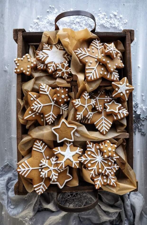 Новогодние сладости часть 2