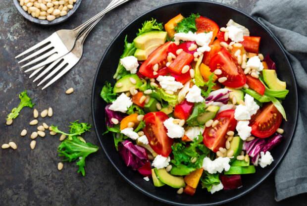 Секретный ингредиент салата. | Фото: Единственная.