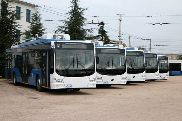 Как будет ходить общественный транспорт в новогоднюю ночь 2020-2021 в Севастополе