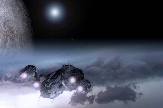 Странное похищение нордическими пришельцами в Акапулько