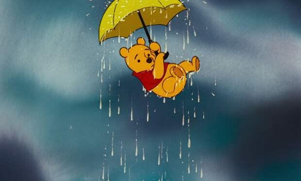 В Тверскую область придет дождь и облачная погода
