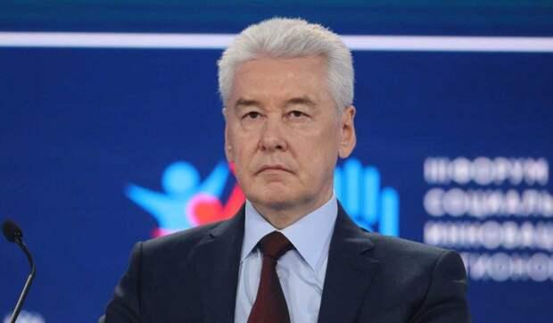 Собянин объявил о разблокировке соцкарт и переводе домашнего режима в рекомендательный