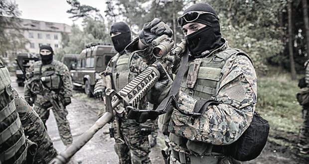 Невыученные уроки грузинского спецназа. Зеленые береты опять полны решимости воевать