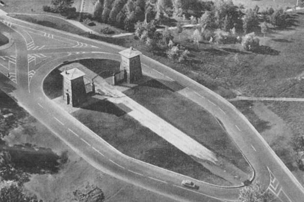 Египетские ворота в Царском Селе: история, сюжеты, значение (1)