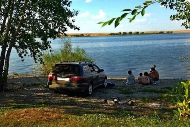 Штраф за парковку у реки и водоема в 2020 году: что нужно знать водителю и где можно парковаться?