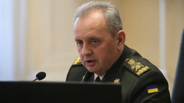 """""""Так это были не русские?"""": Экс-глава Генштаба ВСУ спустя 5 лет признался в атаке на колонну украинского нацбатальона"""